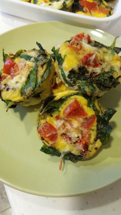 Breakfast egg!