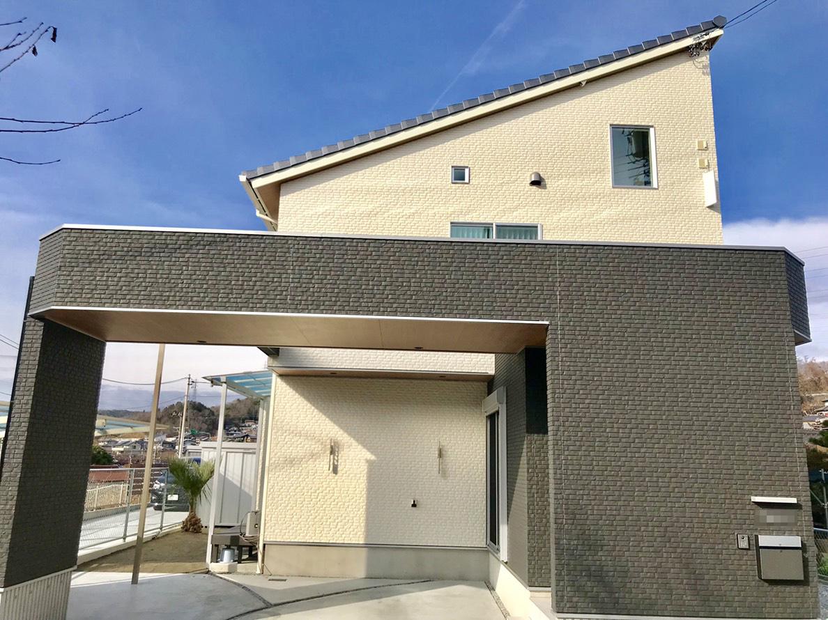 土岐市泉町|T様邸|新築・注文住宅|2階リビングとこだわり和室のある家