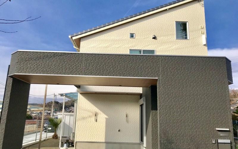 土岐市泉町|T様邸|新築・注文住宅|ビルトインガレージとこだわり和室のある家