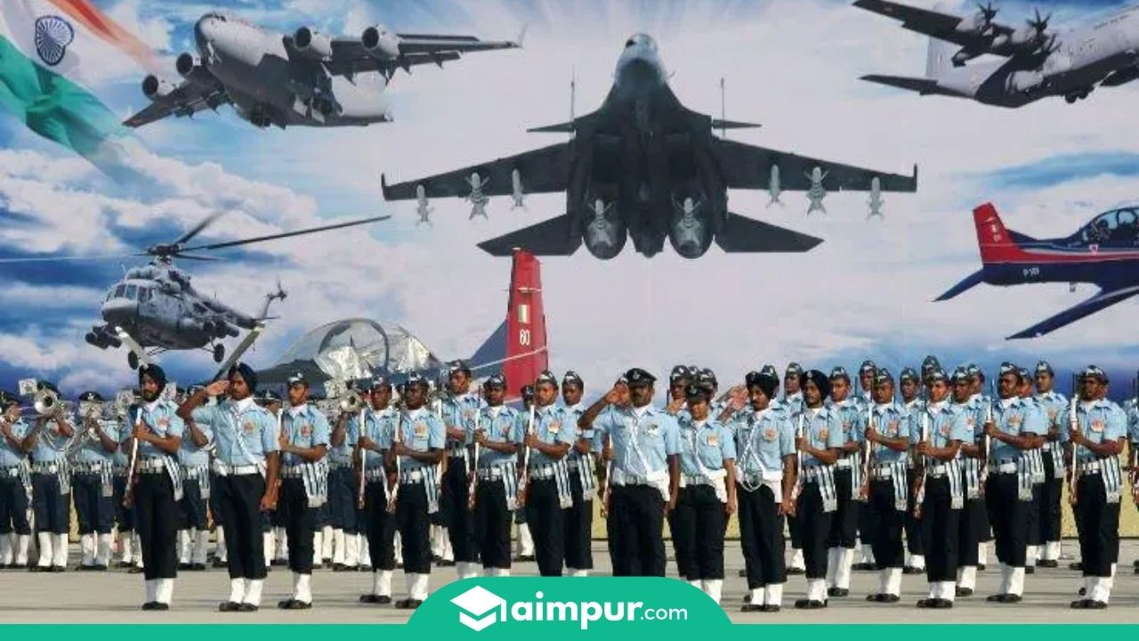 Indian air force creative pic