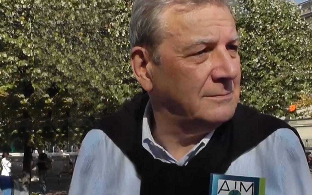 Serge Rader rejoint l'AIMSIB