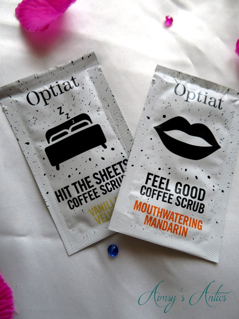 Optiat coffee scrubs picture