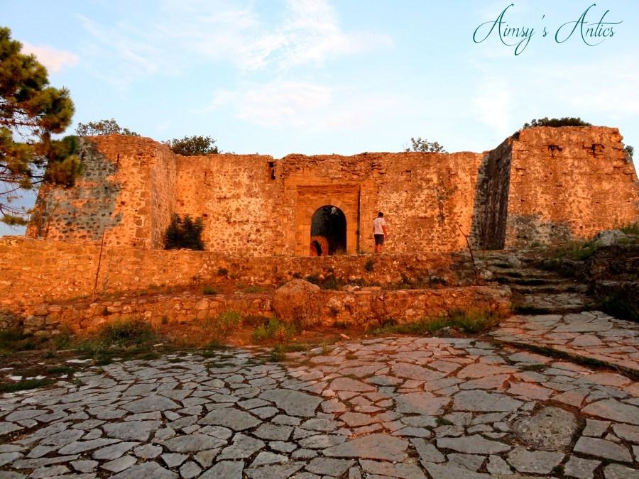 Ali Pasha Castle, Parga / Anthousa