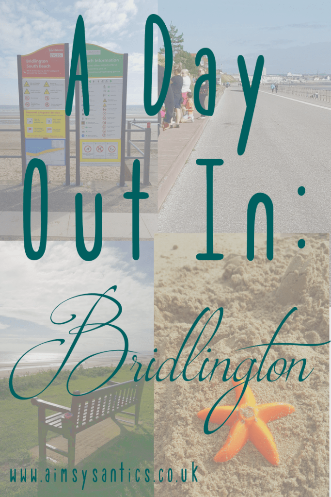 A Day Out in Bridlington - www.aimsysantics.co.uk