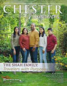 The Shah Family: Travelers with Purpose