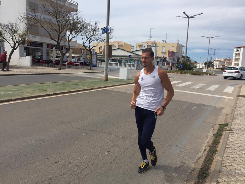 Olimpicul de la RIO, Narcis Mihăilă, campion naţional la 50 de km marş