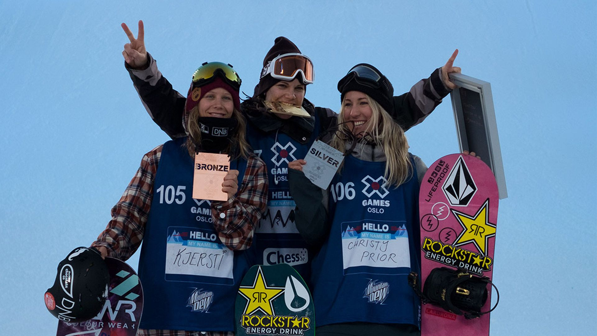 Girl Power: Fetele revin la Snowbord Big Air in X Games dupa o pauza de 16 ani