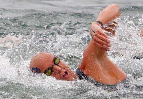URIASUL dintre valuri: a INVINS leucemia, iar apoi a devenit CAMPION OLIMPIC