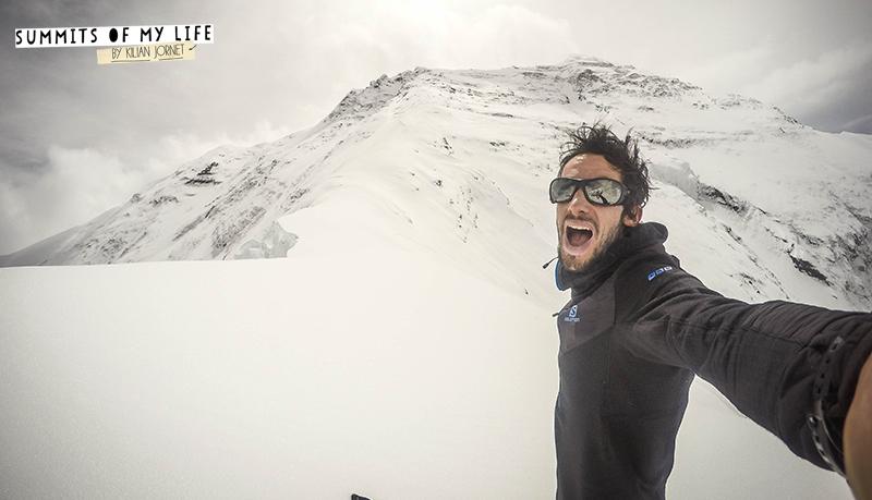 Alpinism: Kilian Jornet a cucerit Everestul a doua oara in 7 zile