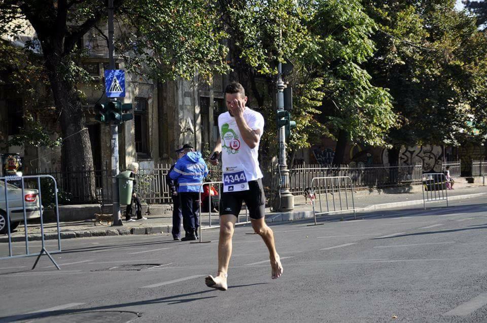 "Laurentiu Daniel Moga: "" Viata mea este alergarea. Nu concep sa fac altceva."""
