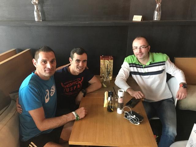Reportaj exclusiv, aimx.ro: Pranz cu Vlad si Nicu, doi ultramaratonisti