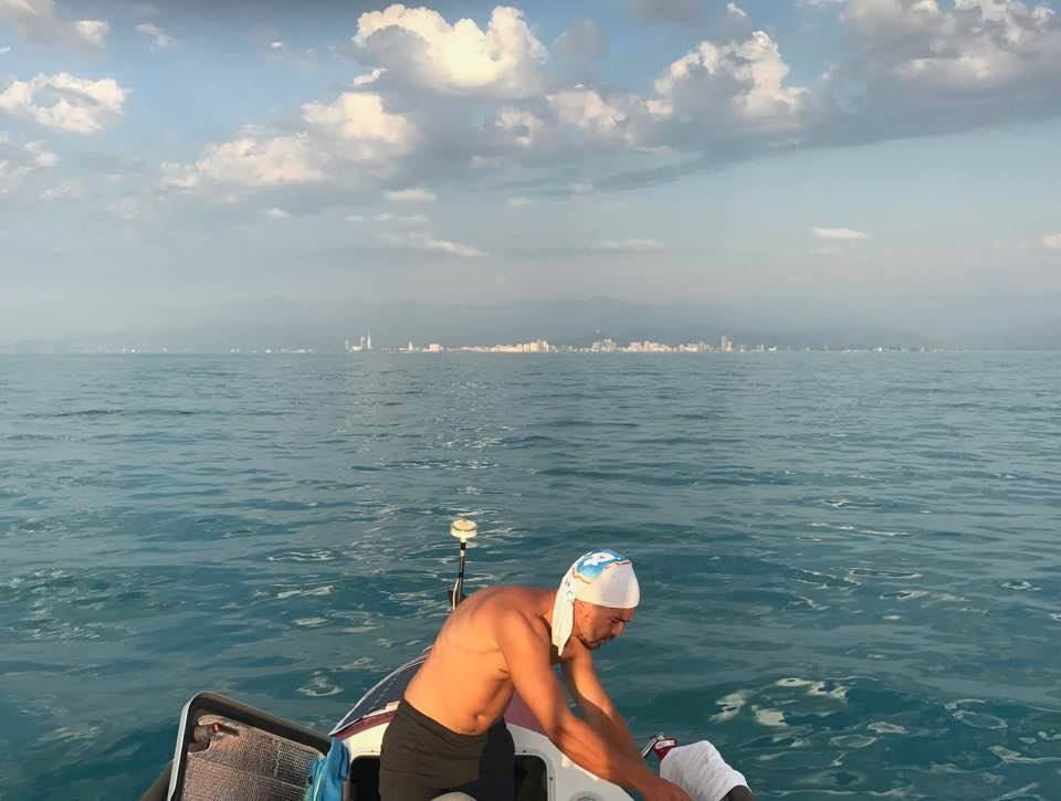 Pamant…, dupa 12 zile pe Marea Neagra!!! Atlantic4 a ajuns la Batumi, Georgia