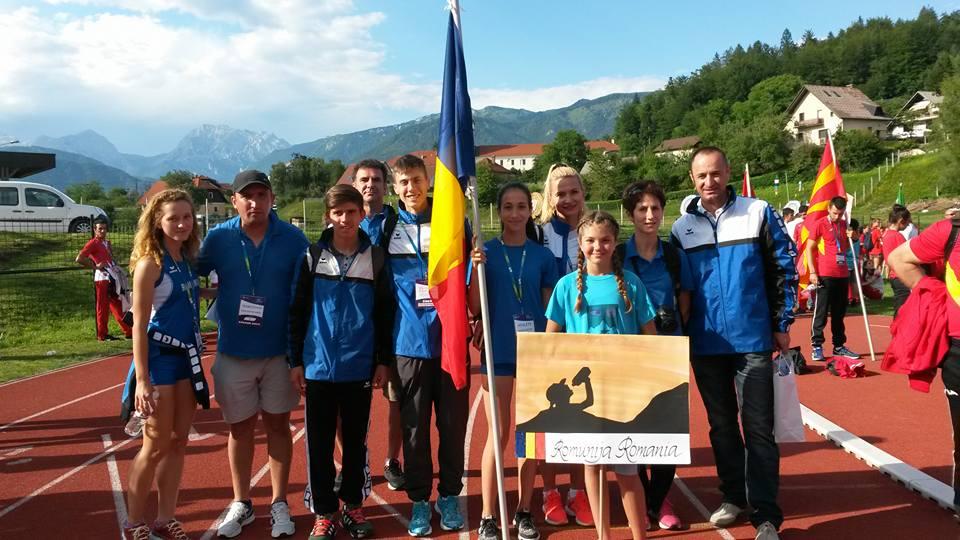 Alergare montana: Romania a cucerit 3 medalii la Europenele de juniori