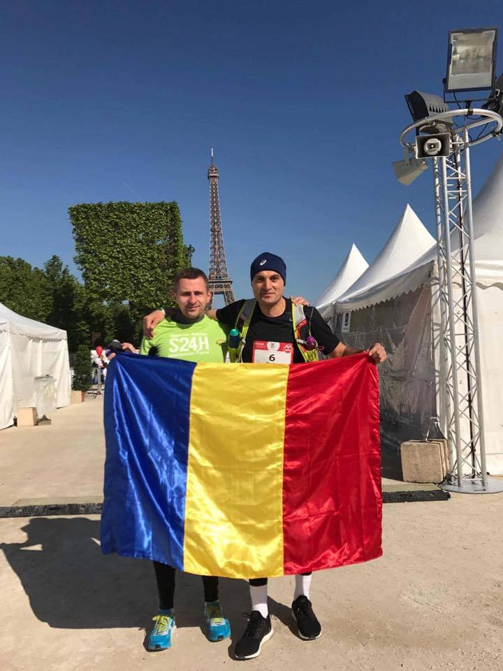"Doi ultramaratonisti romani ""ataca"" o cursa multiday in USA"