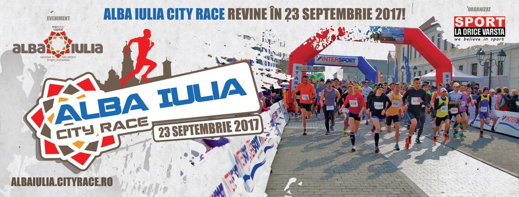 Sport si istorie la Alba Iulia City Race. aimx.ro are pentru voi o inscriere gratuita!