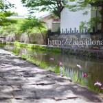 滋賀・八幡堀