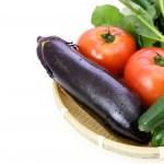 ナスとトマト