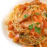 きょうの料理 うどんナポリタンの作り方 平野レミのレシピ