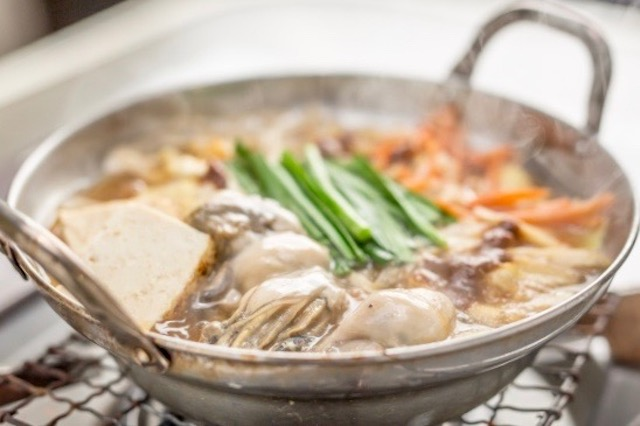 陳さんちの餅鍋のレシピ