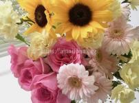 しおれた花を復活させる方法