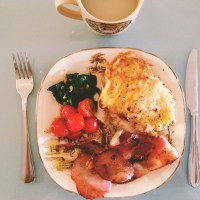 Tasty Breakfast Dish (aka Hash Browns)