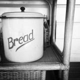 Grandma's old bread bin