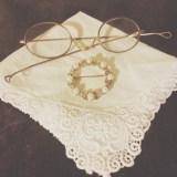 Three things - antique glasses
