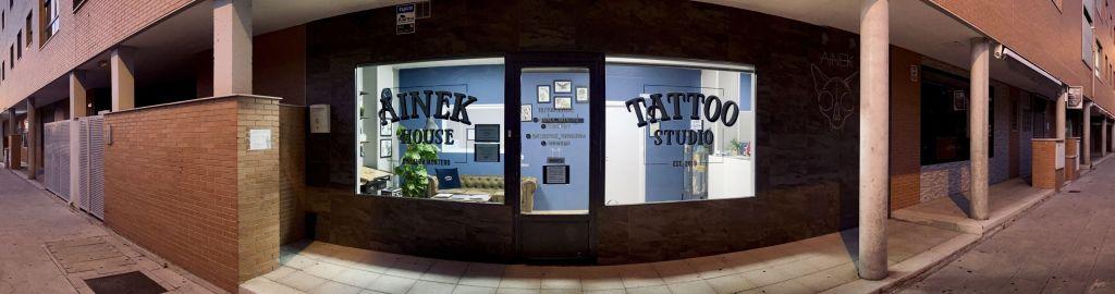 ainek house tattoo studio
