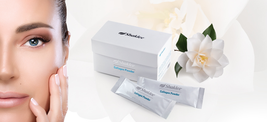 Shaklee Collagen Powder : Kelebihan dan Testimoni