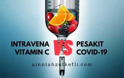Keberkesanan Vitamin C Untuk Covid-19