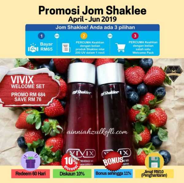 promosi youth shaklee