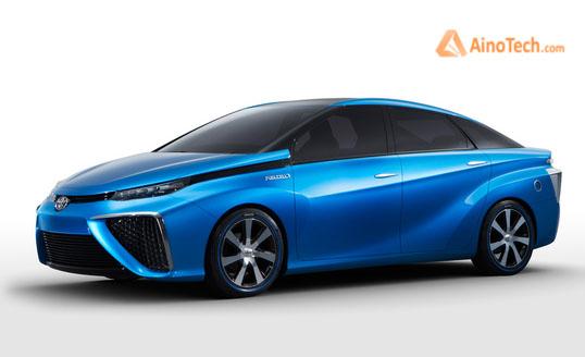 Toyota на водороде
