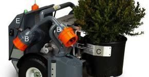 Робот садовник Harvest Automation HV -100
