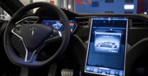 Прошивка автомобиля Tesla model S