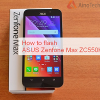 How to flash firmware ASUS Zenfone Max ZC550KL, root, custom TWRP Recovery?