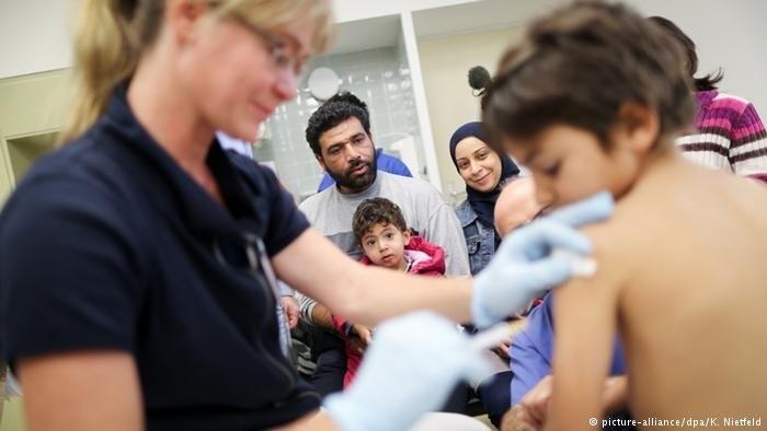 تحديات-الأمراض-المعدية-لدى-اللاجئين-السوريين1