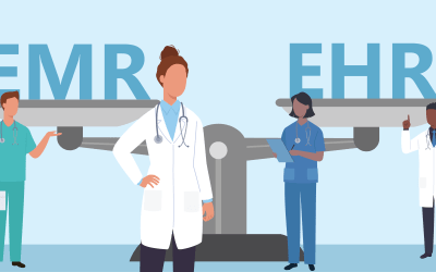 What is the Difference Between EMR and EHR? Electronic Medical Records and Electronic Health Records
