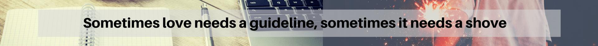 Guideline Shove