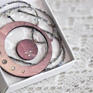 Helmekeega ripats | Irina Tammis Design
