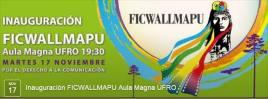 Inauguración Festival FICWALLMAPU 2015