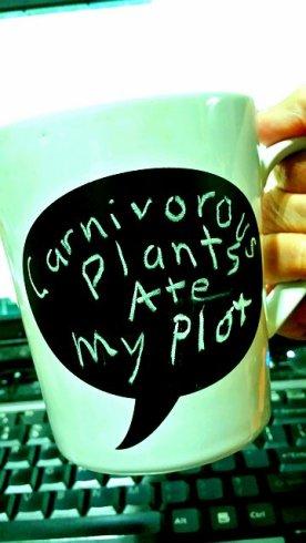 Carnivorous plants ate my plot!