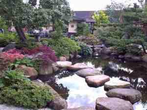 Lørdag 18 juli: Tur til De Japanske Haver