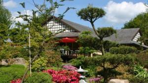 Lørdag 15 august: Tur til De Japanske Haver