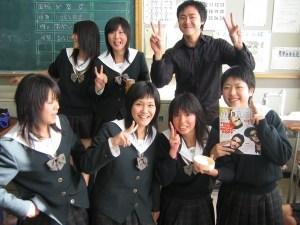 Fredag 30 august 2019 – Skolen begynder igen (i Japan)