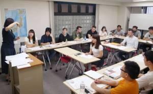 Fredag 4 oktober 2019 – Sprogskole i Japan