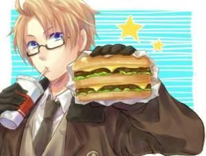 Fredag 29 maj 2020 – Anime, burger og nyheder hos formanden