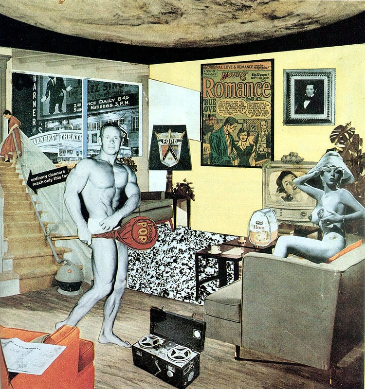 Just What Is It That Makes Today's Homes So Different, So Appealing?, Richard Hamilton
