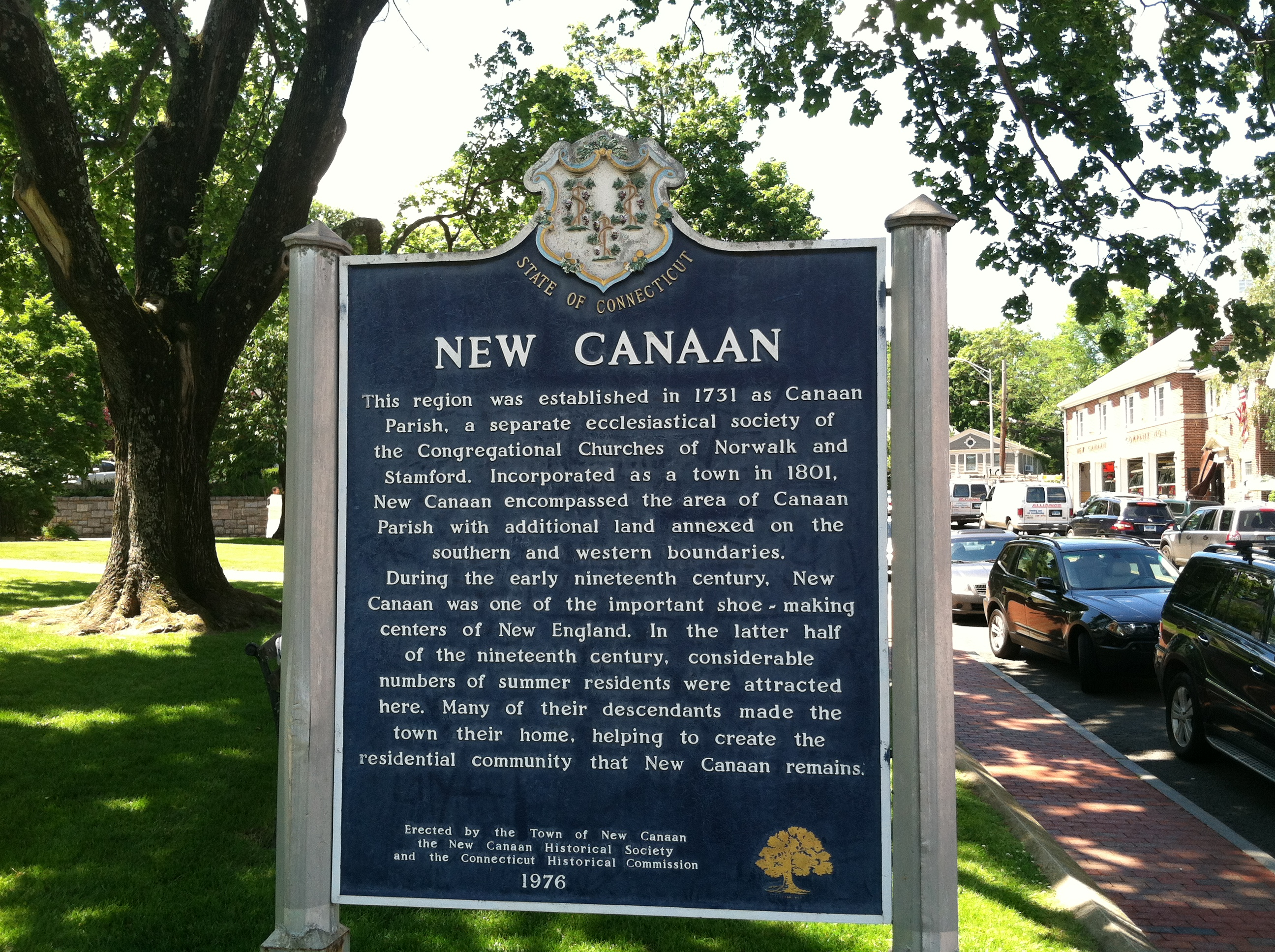 Image result for new canaan