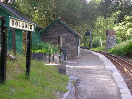 Talyllyn Railway and Plas Panteidal Holiday Village