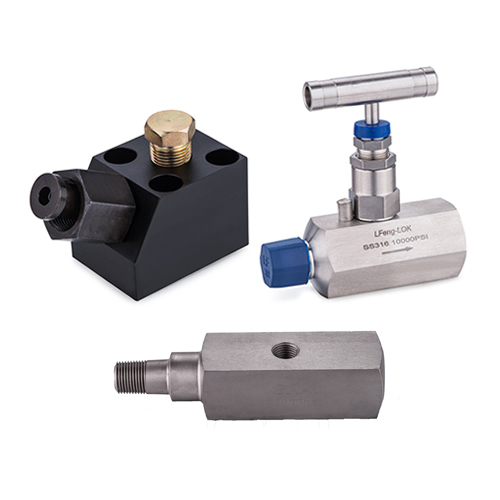 Hydraulic Pressure Gauge Accessories